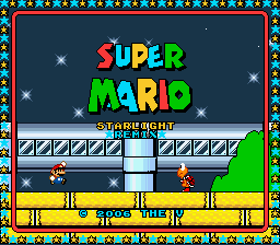 Super Mario Starlight Remix