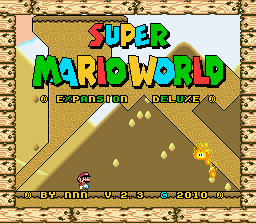 Super Mario World Expansion Deluxe