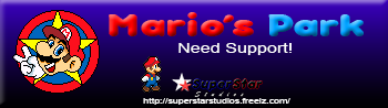 Mario's Park Userbar