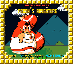 Super Mario Bros: Peach's Adventure - Works in Progress