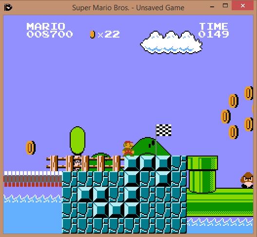 RVLution » Super Mario Bros Nes Game And Builder