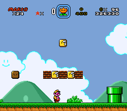 Super Mario World Mix - May be cancelled - Works in Progress