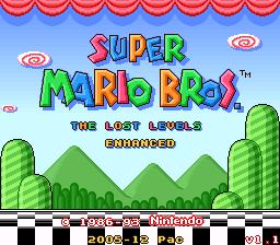 super mario 2 the lost levels rom