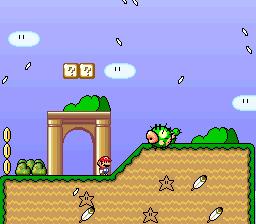 NEW SMW HACK - Romhack - Super Mario Bros  X Forums