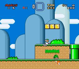 Super Mario World Beta - Luigi's turn! - Works in Progress