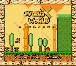 Project: Some Fixed Super Mario World hacks - raocow's talkhaus