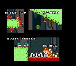 Super Mario World - Bowser returns again